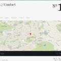 No11 - Contact Page Header
