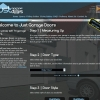 Home Page | Just Garage Doors by opcs